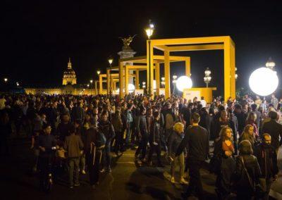 Nuit Blanche 2018 – Le Pont Des Échanges