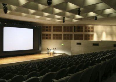 Salle Auditorium du Louvre vue à cour © 2006 Musée du Louvre - Angèle Dequier