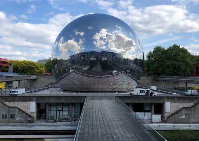 Nuit Blanche 2019 - La Cité des sciences et de l'industrie