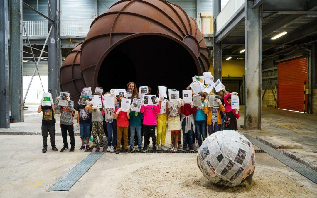 """Workshops """"Artworks for Solidarity"""""""