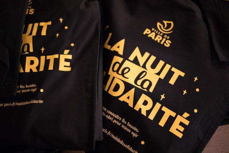 The Nuit de la Solidarité